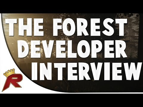 The Forest: Developer Interview (Creator of No More Birds Mod)