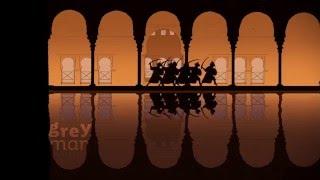 Greyman Studios - Alhambra Quest: una experiencia transmedia.