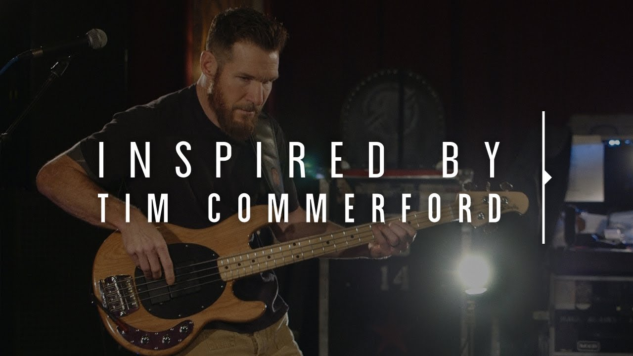 """Weapon Of Low End"" Ernie Ball Music Man: Inspired By Tim Commerford"