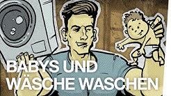 Kinder und Wäsche waschen - AEKM Felix Lobrecht