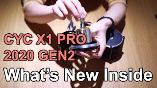 CYC X1PRO 2020 Gen2 What's New Inside