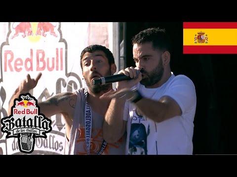 Navalha vs El Tete de Elche - Octavos: Málaga, España 2017 | Red Bull Batalla De Los Gallos