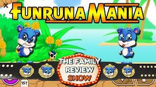 Family Review Show FunrunaMania Championship and Original Theme Song
