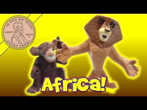 Madagascar 2 Escape 2 Africa End Credits HD