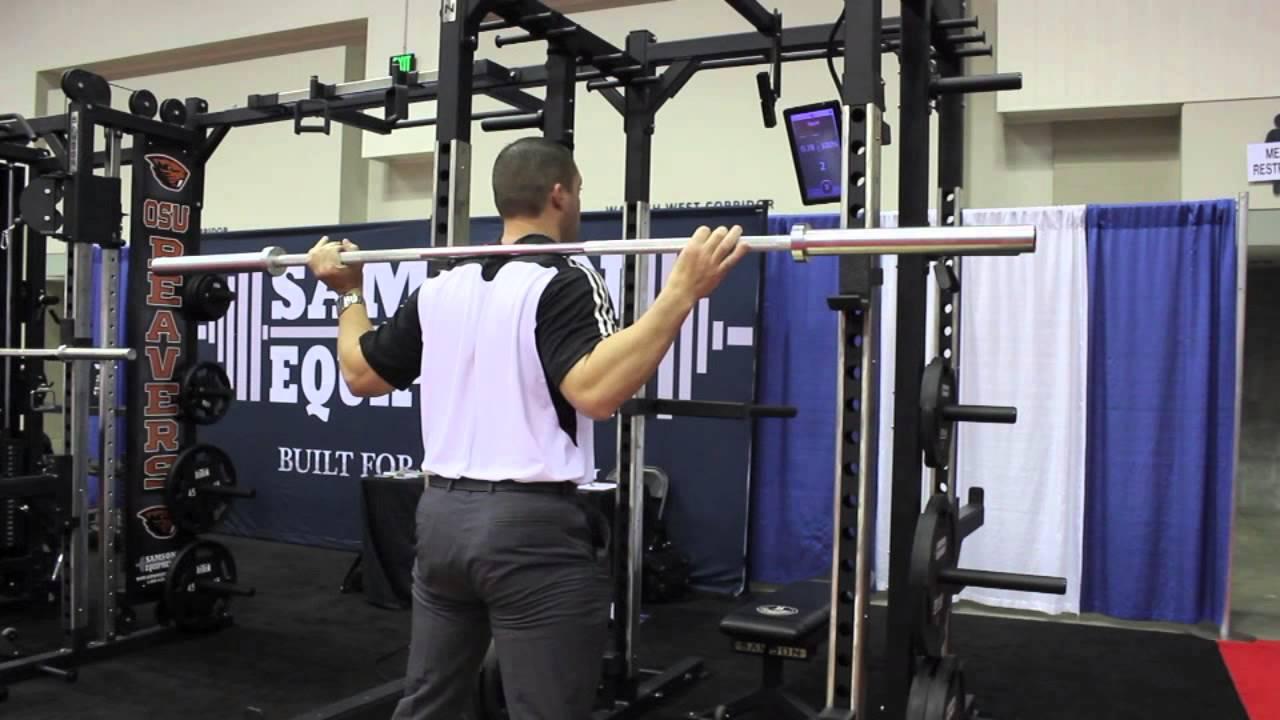 Samson Equipment And Elite Form Technology - YouTube