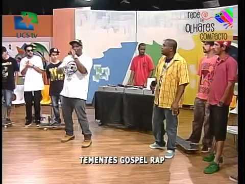 HIP HOP CAXIAS   TEMENTES  NA  UCS TV