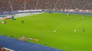 Finał meżczyzn na 800 m Mistrzostwa Europy w Lekkoatletyce Berlin Olimpiastadion 2018 r