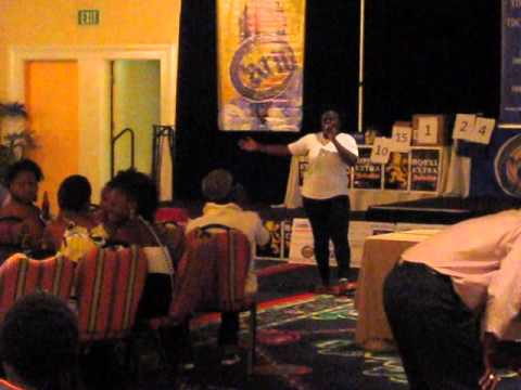 Finals of St  Kitts Karaoke Idol 2010