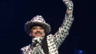 Boy George and Culture Club in Las Vegas! August 21, 2016