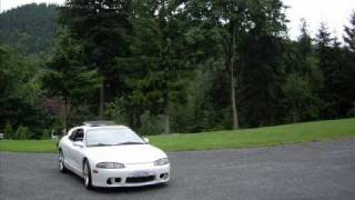 1996 Eagle Talon Tsi and 1999 Mitsubishi Eclipse 0001