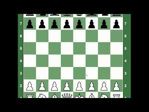 Smart felle i sjakkåpningen. Dronningoffer.