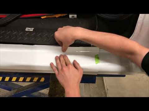 Quick Covers Ford F-150 Rocker Installation