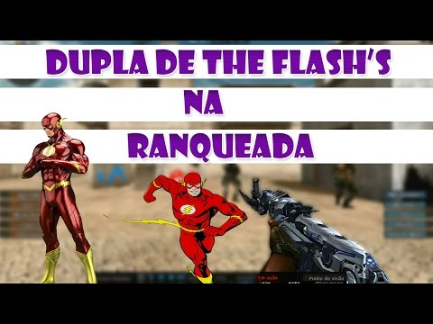 Dupla de The Flash na Ranqueada - CrossFire