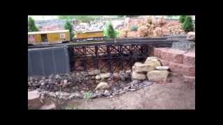 Bob & Linda Gilbert's Brand New Garden Railroad: Under Construction!
