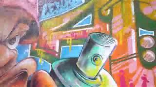 Bitwa o miasto Graffiti Jam - Lębork 2018 - Trailer