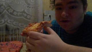пицца домашняя пробуем оцениваем