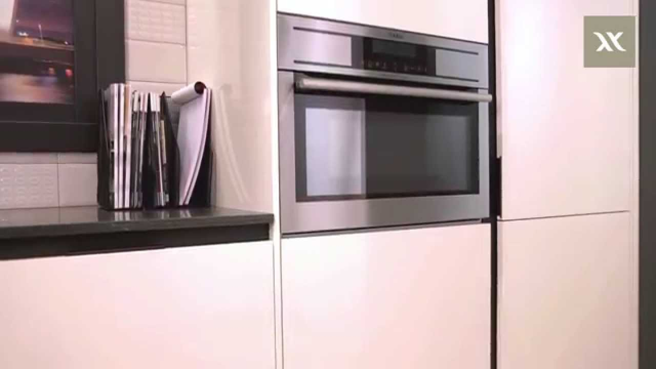 siematic s3 keuken keukenmaxx youtube. Black Bedroom Furniture Sets. Home Design Ideas