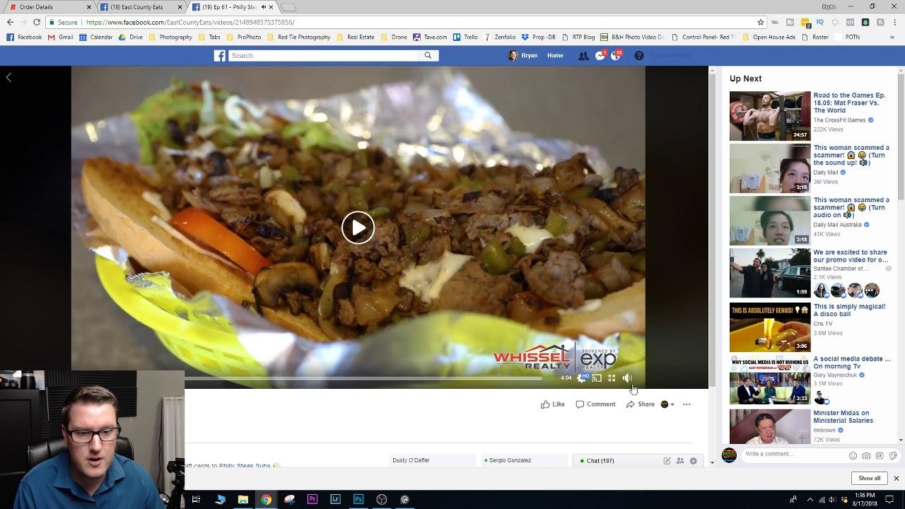 How To Add Captions to Facebook Videos Using Rev com file