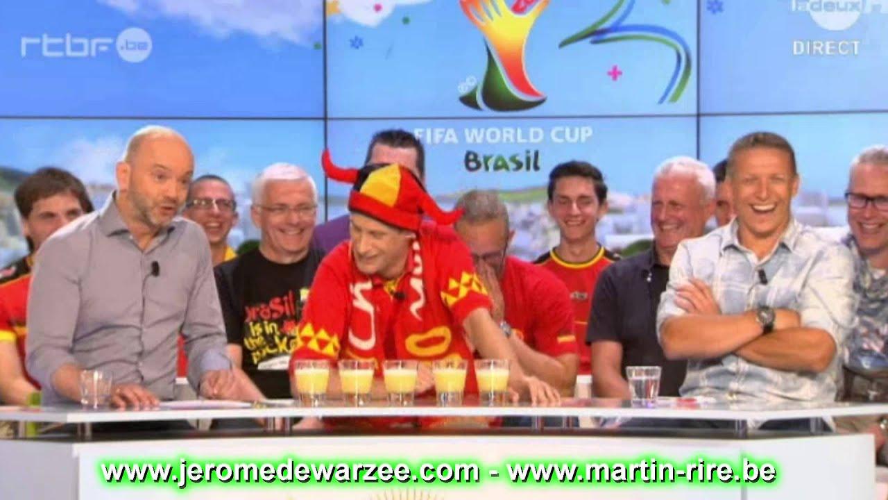 Download 10 - Les Cariocas sociaux - Jérôme de Warzee et Kiki l'innocent - Coupe du monde - RTBF