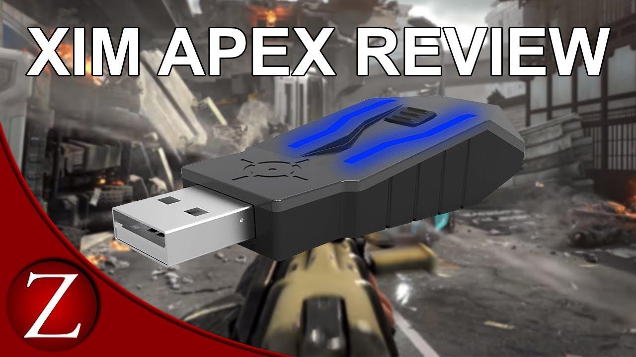 Xim Apex Review + How To Set Up