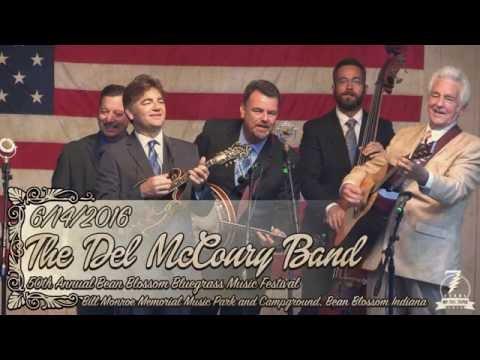The Del McCoury Band ~ Bean Blossom's 50th Bluegrass Festival 2016 ~ Full Show Soundboard