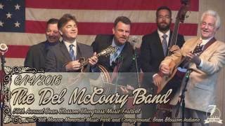 The Del McCoury Band ~ Bean Blossom's 50th Bluegrass Festival 2016 ~ F