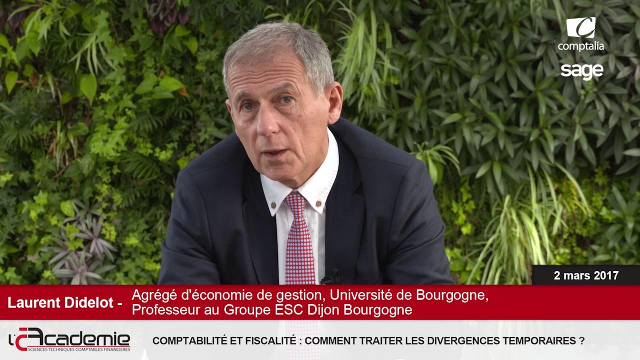 Les Entretiens de l'Académie : Laurent Didelot