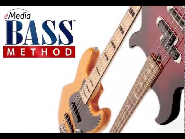 eMedia Bass Method Video Demo