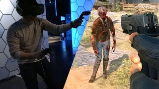 Hands On: Vr Zombie Shooting In Arizona Sunshine