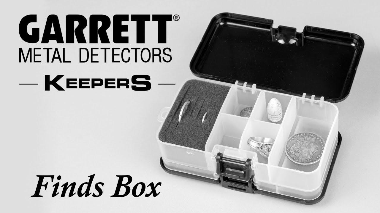 Garrett Keepers Box