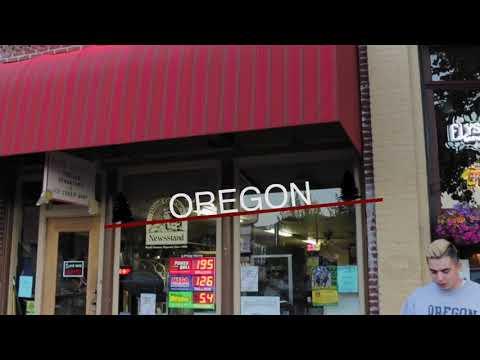 RAW - B - Southern Oregon (Prod. Parker)