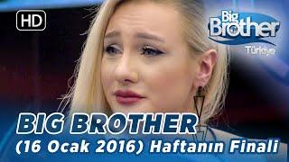 Repeat youtube video Big Brother Türkiye (16 Ocak 2016) Cumartesi Haftanın Finali - Bölüm 64