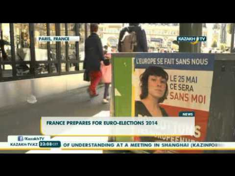 France prepares for Euro-elections 2014