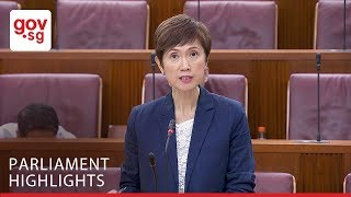 Minister Josephine Teo on extending additional protections to more employees