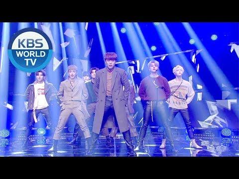 ATEEZ(에이티즈) - Say My Name [Music Bank / 2019.01.25]