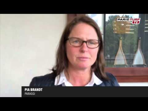Paris-Turf TV - Pia Brandt : Paraggi