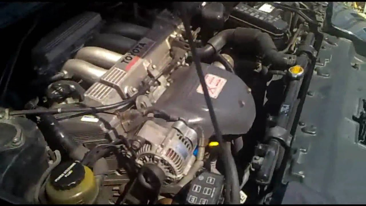Toyota Celica St184 With 3sge Motor Youtube