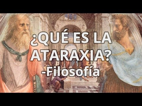 Concepto de Ataraxia - Filosofía - Educatina