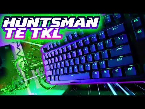 Razer Huntsman TE Review: This TKL Keyboard Checks a LOT of Boxes