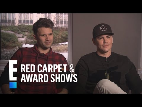 The Rules of Love According to Tom Schwartz & Tom Sandoval  E! Live from the Red Carpet