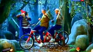 Песня туристов в Красной Шапочке