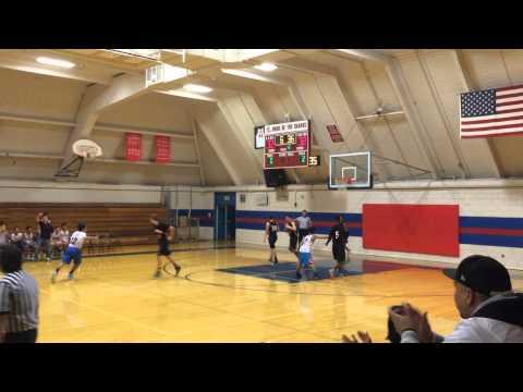 Arden Abude - Oceana High School JV Basketball Games