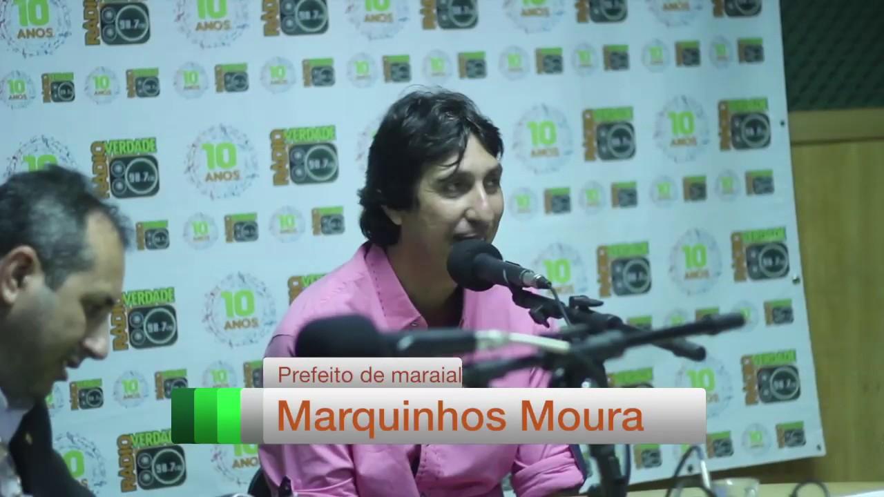 Resultado de imagem para Marquinhos Moura Maraial