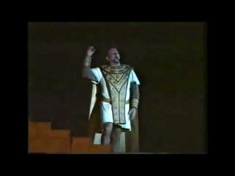Giuseppe Giacomini - Celeste Aida ( Aida - Giuseppe Verdi )