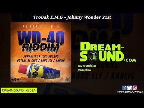 Khalig - Boom Pon The Stick (Raw & Clean) [WD40 Riddim]