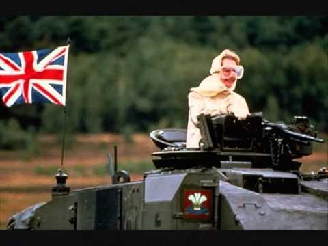 Iron Lady Thatcher