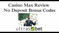 Casino Max Review & No Deposit Bonus Codes 2019