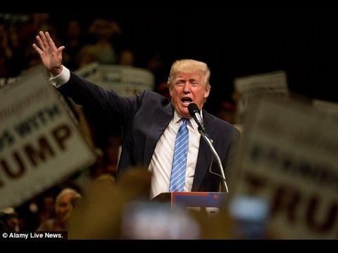 Trump reaches the magic number of Republican delegates
