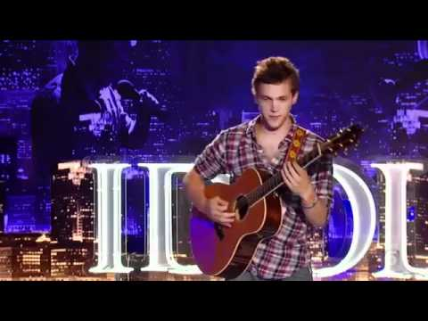 Phillip Phillips Audition - Season 11 (American Idol Best Auditions Ever)