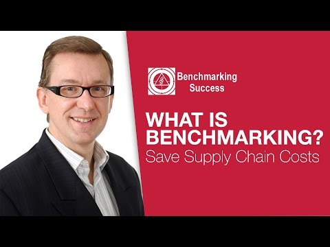 What is Benchmarking? Save Supply Chain Costs